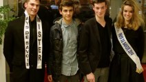Hugo En Liberté ! Miss et Mister pays de Savoie, et l'UNL de Savoie - Janvier 2015 - Chambéry
