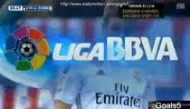 Mario Mandzukic Goal Atletico Madrid 4 - 0 Real Madrid La Liga 7-2-2015