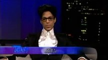 Prince Talks About Chemtrails New World Order Illumanti Depopulation (Low)