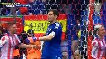 اهداف مباراة اتلتيكو مدريد × ريال مدريد 2015 في الدوري الاسباني - تعليق حفيظ دراجي