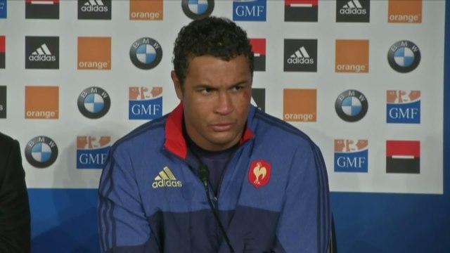 RUGBY - XV DE FRANCE - Dusautoir : «On démarre bien le Tournoi»