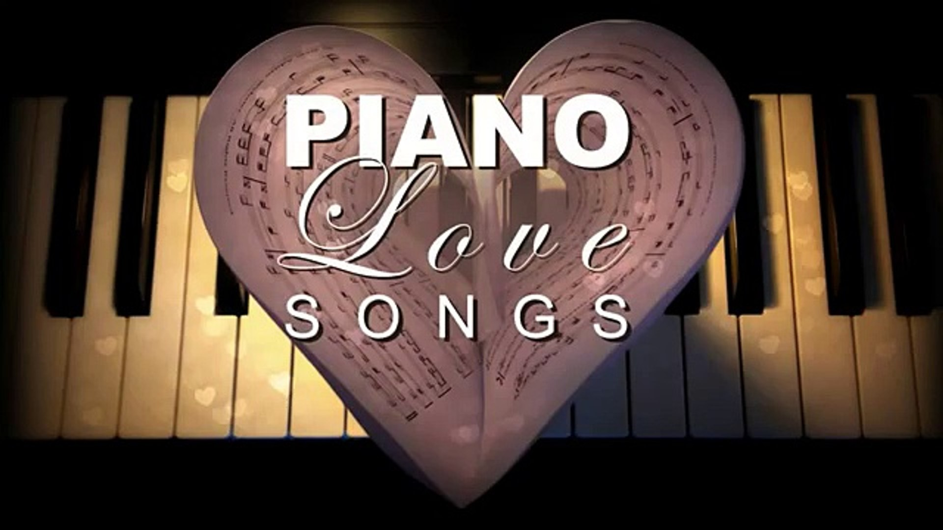 Love Songs Instrumental Piano Playlist | Best Romantic Music for Love /  Weddings / Valentine's Day