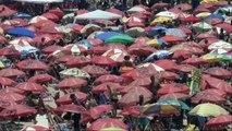 Mass Robberies on Rio De Janeiro's Beaches Worry Bathers