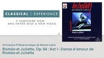Serge Prokofiev : Roméo et Juliette, Op. 64 : Act I - Danse d'amour de Roméo et Juliette