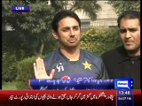 After Clearence Of Saeed Ajmal Bowling Action Saeed Ajmal Views