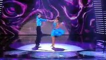 Ben Becky Ballroom Dancers Britains Got Talent 2009 Semi Final 3