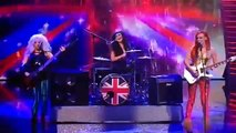 Brit Chix Wannabe Britains Got Talent 2009 Semi Final 4