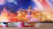 Hollie Steel Britains Got Talent 2009 Show 3