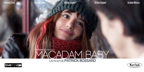 BANDE ANNONCE MACADAM BABY
