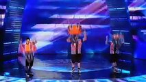 The Barrow Boys Dont Stop Me Now Britains Got Talent 2009 Semi Final 3