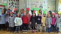 [Hino da Fruta 2014-2015 -Turma A, B Agrup. Escolas nº1 Serpa, Jardim Infância Pias-Beja]