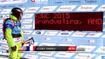 FJWC15 - Run of Bogey Charly(FRA) in Grandvalira (AND)