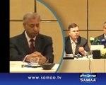 Governor State Bank kept sleeping during Ishaq Dar & I.M.F representative Press Conference