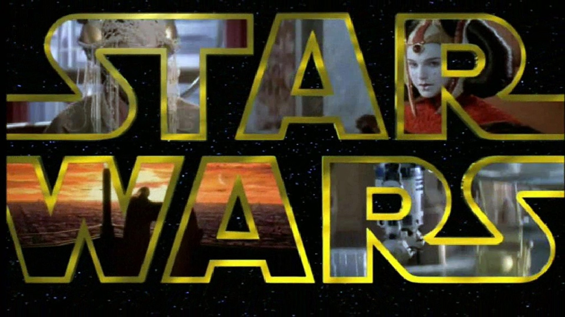 Opening To Star Wars I The Phantom Menace Uk Dvd Video Dailymotion