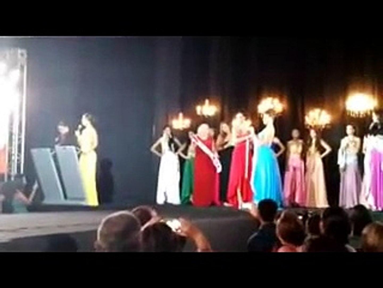 vice não aceita derrota e arranca coroa de Miss Amazonas