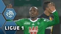 But Landry N'GUEMO (18ème) / AS Saint-Etienne - RC Lens (3-3) - (ASSE - RCL) / 2014-15