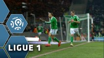 But Yohan MOLLO (57ème) / AS Saint-Etienne - RC Lens (3-3) - (ASSE - RCL) / 2014-15