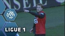 But Ola TOIVONEN (27ème) / Stade Rennais FC - Olympique de Marseille (1-1) - (SRFC - OM) / 2014-15