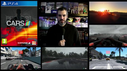 Project Cars Exclusive PS4 Gameplay part 1 de Project Cars