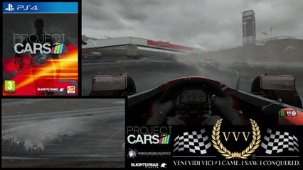 Project Cars Exclusive PS4 Gameplay part 2 de Project Cars
