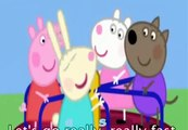 subtitle George's friend with Peppa Pig Cartoon subtitle George's friend with Peppa Pig Cartoon