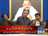 There Were Reports Of Se-xual Hara-ssment Incidents In PTI Sit-in:- Haider Abbas Rizvi