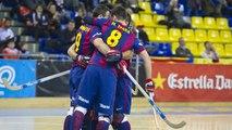 Hoquei patins: FC Barcelona - HC Dinan Quévert, 9-2 (Lliga Europea)