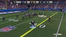 Madden 15 Player Franchise Next Gen Gameplay - SUPERBOWL 50 ~ Saints vs Bills ~ Bridges MVP?