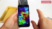 Samsung Galaxy S5 Review: Super Amoled Full Hd Display Demo [Samsung Galaxy S5 Дисплей]