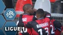 But Dorian LEVEQUE (51ème) / EA Guingamp - AS Monaco (1-0) - (EAG - MON) / 2014-15