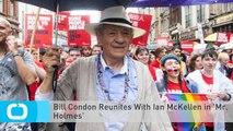 Bill Condon Reunites With Ian McKellen in 'Mr. Holmes'