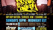 "Ras Kass ""U Dont Grind, U Dont Eat"" Freestyle @ Hip Hop Nation ""Rap Is Outta Control"" with DJ Eclipse, 11-02-2014"
