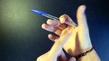 """Pen Tricks: Tutorial Pen Spinning #1 """"El Giro"""""""