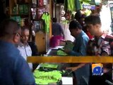 Special women Kurtas design for World Cup-Geo Reports-08 Feb 2015