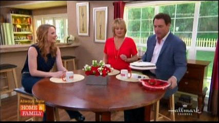 Katie Leclerc on Home & Family - Clip