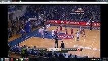 buducnost-zvezda basket poslednji minut i pobeda