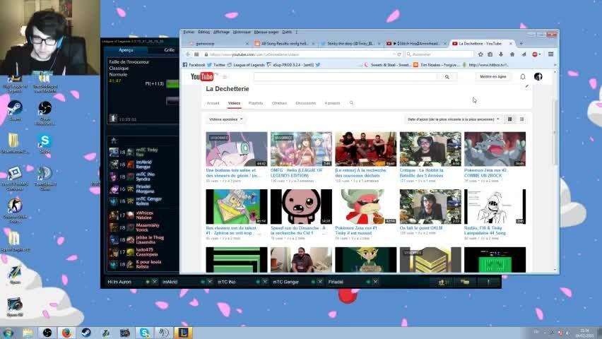 Gamer Corp TV1 +