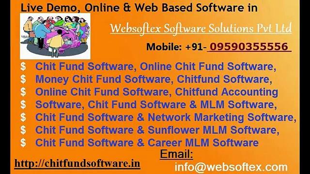 Chit Fund Software & Mlm Software, Chit Fund Software & Network Software, Chit Fund Software