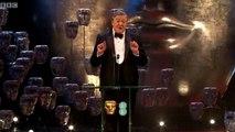 OOOPS! Boyhood star Patricia Arquette is called Rosanna by BAFTA host Stephen Fry