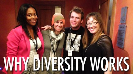 Why Diversity Works - a TV/Web Series panel discussion at the Raindance Web Fest 2014