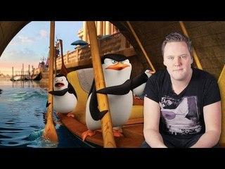 Pingwiny z Madagaskaru - recenzja - TYLKO PREMIERY