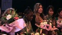 Remise du Grand prix du Sport Lycéen de la Région PACA au LP Brochier de Marseille (Championnes de France UNSS 2014 de Savate Boxe Française)
