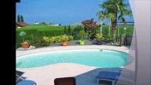 EVIAN-LES-BAINS, Maison avec piscine au calme, 715 000€