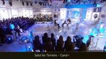 Thierry Ardisson et Marc-Olivier Fogiel se réconcilient dans Salut les Terriens