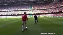 The Young Cristiano Ronaldo First Season at Manchester United Dribble & Skills