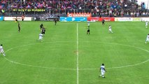Dog invades pitch in Ecuador and takes a leisurely stroll