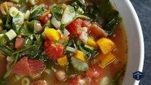 Zuppa di Minestre (Minestrone Soup) - Le Gourmet TV