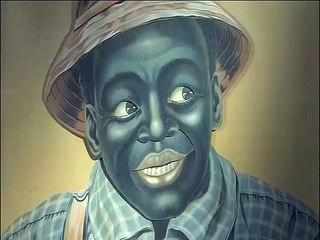 """tableau animé """"black farmer"""""""