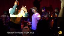 Meek Mill Performs With The Roots At Roots Jam Session 2015 - Watch Hip Hop Music Videos & New Rap