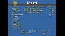 Benson & Hedges World Cup - Final England v Pakistan at Melbourne - Mar 25 1992 - Part 6 (Complete Match)